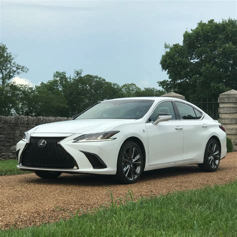 2019 Lexus Es Review by 2019 Lexus Es 350 F Sport Review
