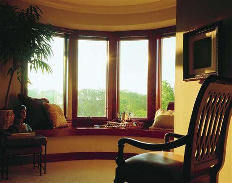 andersen  series casement bay windows        degree projections
