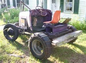 Ford Model A Doodlebug Tractor