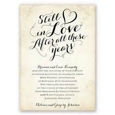 wedding vow renewal ceremony program 1000 ideas about wedding anniversary invitations on