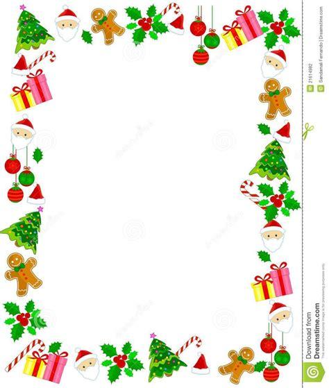 Christmas Border  Frame  Download From Over 50 Million