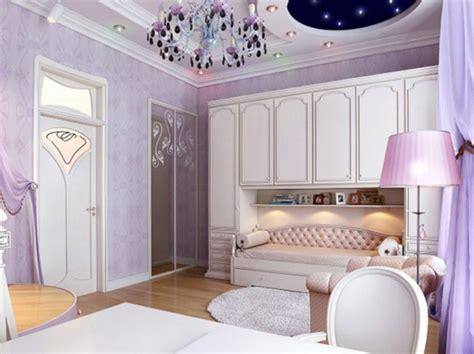 Purple Bedrooms : Luxury-purple-bedroom-decor