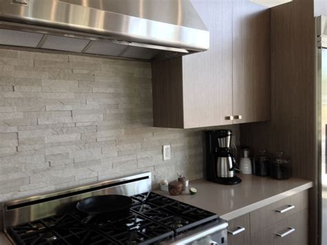 gray marble backsplash color in the kitchen grey is the new beige