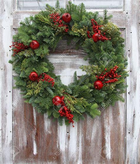 door wreath clipart clipground
