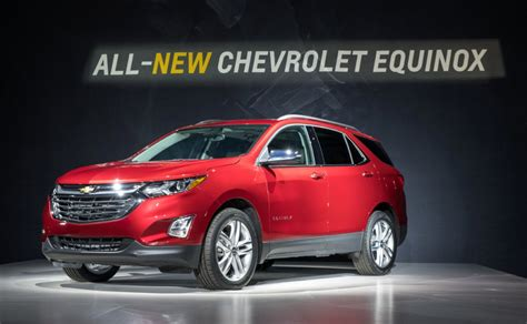 chevy vehicles 2018 2018 chevy equinox info pictures specs wiki gm authority