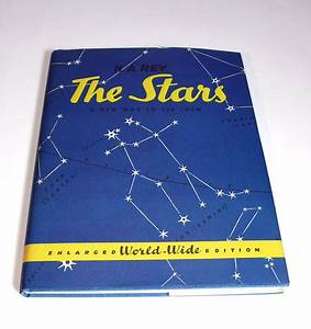 For The Star Gazer  Vintage Large 1966 Hardcover Book The