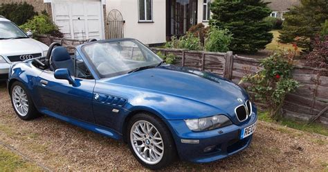 Why Now's A Very Good Time To Buy A Six-cylinder Bmw Z3