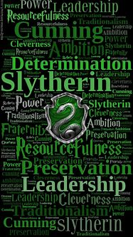 HD Slytherin Traits Phone Wallpaper by emily-corene on ...