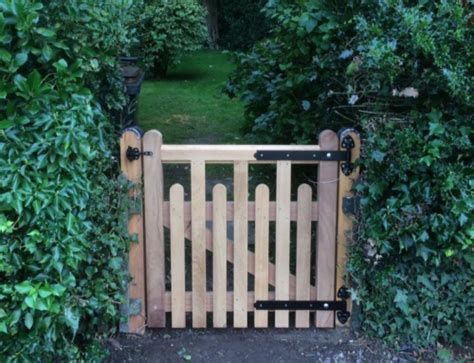garden gate cottage lund gates handmade wooden gates