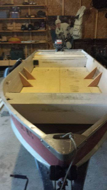 Aluminum Fishing Boat Restoration by Best 25 Used Aluminum Boats Ideas On Pinterest Cfire