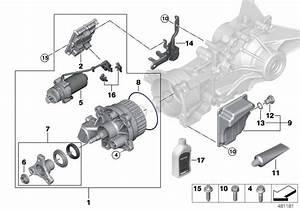 Bmw  U0026 Mini Haldex Repair Kit  Hydraulic Pump Part Number