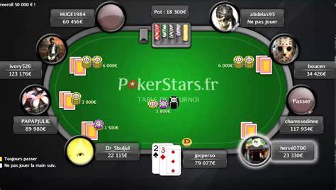 Tournoi De Poker Commenté En Direct En Ligne  Gagner Au
