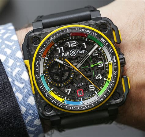 Bell Ross Br Rs17 Formula 1 Racing Inspired Watches On Ablogtowatch