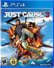 Time Policy Exles Just B Cause Just Cause 3 For Playstation 4 Gamestop