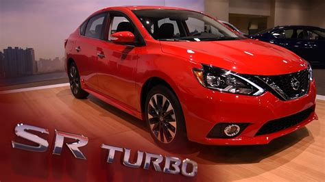 nissan sentra 2017 turbo autoshow internacional de miami nissan sentra sr turbo