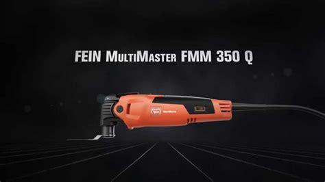 fein multimaster zubehör the next generation fein multimaster 350 q