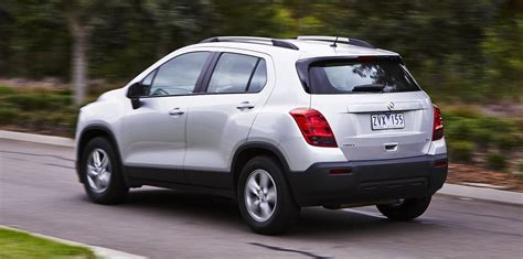 This 2017 holden trax ltz is a stylish and well optioned compact suv with a sleek updated exterior design and functional interior, this trax is fitted with all the latest technology keeping you up with the play whilst on the go for an extremely good price. 2014 Holden Trax Review   CarAdvice