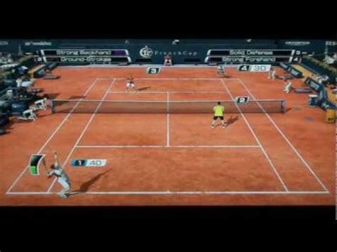 Playscore of virtua tennis 2009 on xbox 360, based on critic and gamer review scores. Análise - Virtua Tennis 4 - BR - XBOX 360 - YouTube