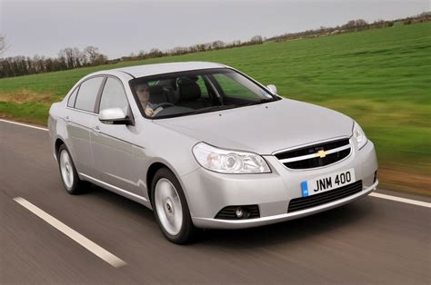 Chevrolet Epica Saloon Review 2008 2009 Parkers