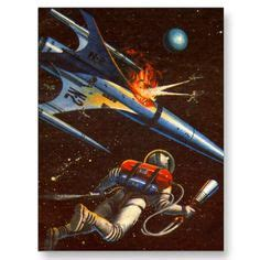 retro scifi images retro futurism sci fi art