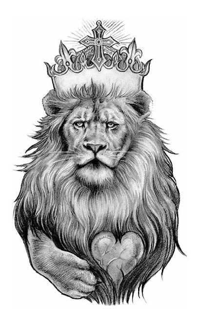 Lion Tattoo Clipart Freepngimg