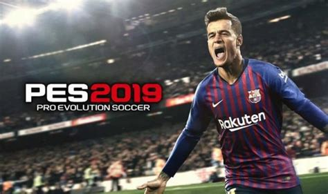 Pes 2019 Coming To Playstation