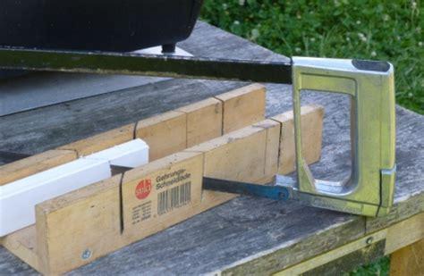 45 grad winkel auf gehrung kabelkanal auf gehrung schneiden tipps und tricks myhammer magazin