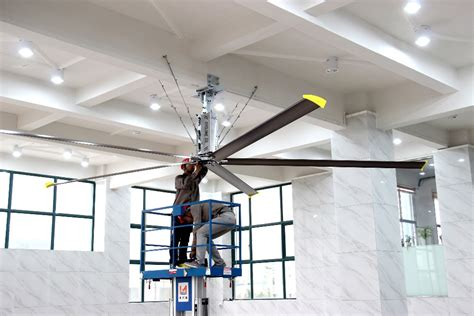 Hvls Ceiling Fans Residential by Of America Big Hvls Energy Saving Fans Big