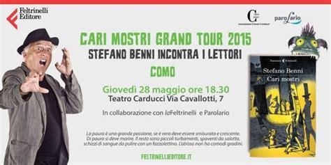 Libreria Feltrinelli Como by Stefano Benni A Como Gioved 236 28 Maggio 2015 I Libri