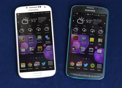 samsung phone review galaxy s 4 active is a samsung phone for folks who