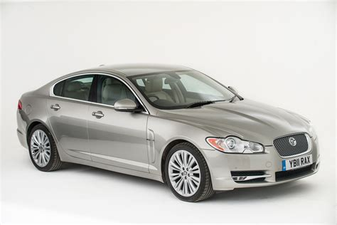 Used Jaguar Xf Review Auto Express