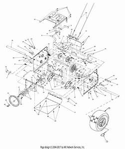 Mtd 31ae993i401  1998  Parts Diagram For Drive
