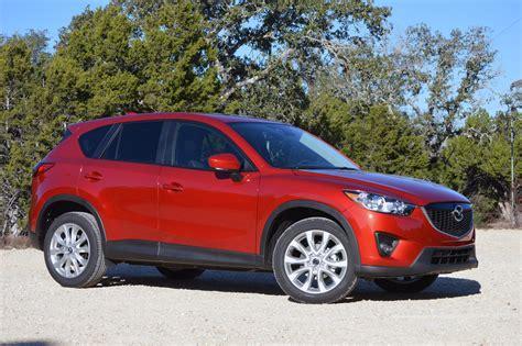 2014 Mazda Cx-5 Grand Touring Fwd Photo Gallery