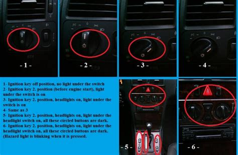 button  console lights  working  mercedes   diesel mbworldorg forums