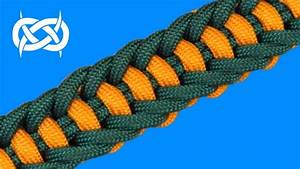 How To Make A  Tiat U0026 39 S  Jagged Ladder Paracord Bracelet