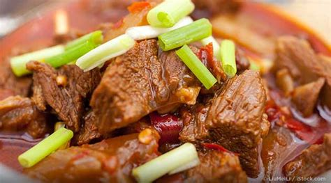 Braised Beef Moroccan Style Recipe
