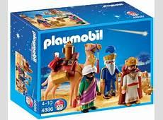 Playmobil Navidad Reyes Magos 626148 Muñecos, figuras
