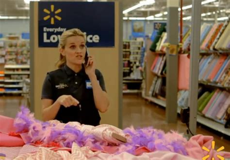 celebrities reese witherspoon show wal mart annual
