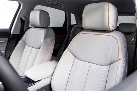audi  tron prototype interior revealed   fancy