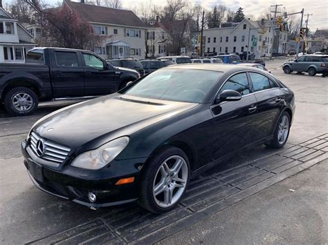 Check current prices of other cars in nigeria. 2007 MERCEDES-BENZ CLS-CLASS CLS550 - Mileage (118,362) - Auction In 1day - Car Talk - Nigeria