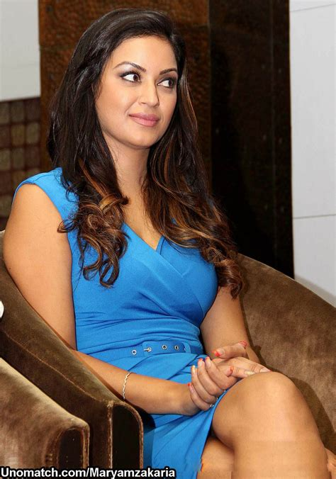 maryam zakaria is a swedish iranian actress with swedish nationality working in bollywood and