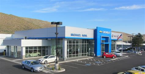 Michael Hohl Chevrolet by Michael Hohl Motor Company Is A Carson City Buick