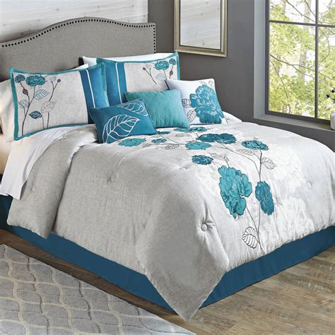 Teal Bedding by Better Homes Gardens Better Homes Gardens Or