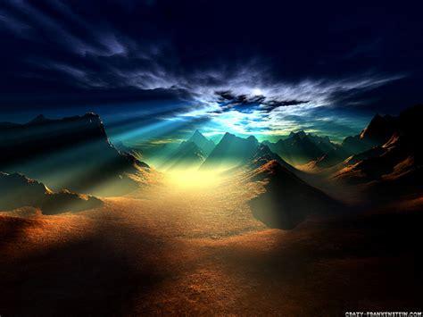 Snow Sunset Wallpaper 1600x1200 | ImageBank.biz