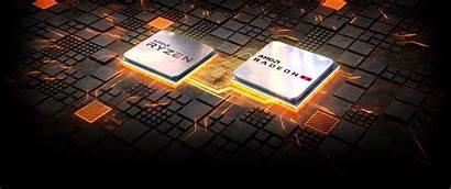 Amd Radeon Rx Ryzen Alpha Msi 7nm