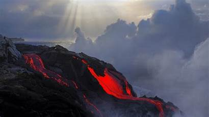 Lava Volcano 4k Wallpapers