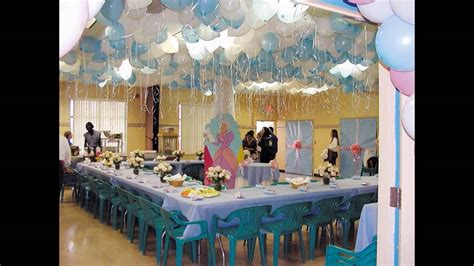Decoration Ideas: Garage Party Decoration Ideas