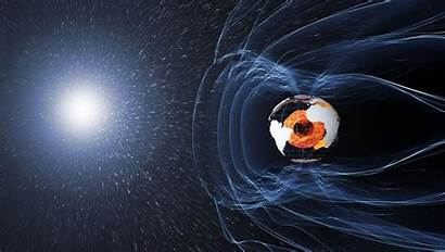 Magnetic Field Pole North Force Years Planet