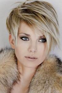 Model Coiffure Femme : modele de coiffure courte ~ Medecine-chirurgie-esthetiques.com Avis de Voitures