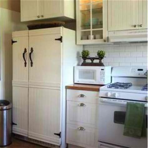 diy custom fridge panels fridge dimensions